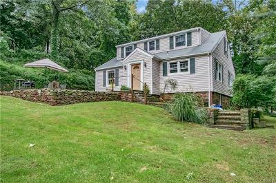 Nyack NY Single Family Home For Sale: $489,000