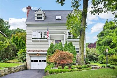 Larchmont Single Family Home For Sale: 42 Mountain Avenue