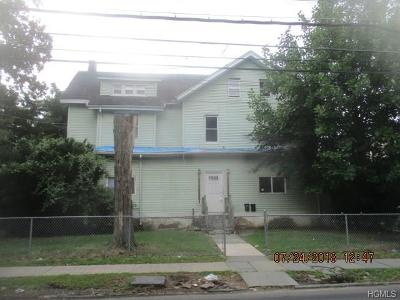 Mount Vernon Multi Family 2-4 For Sale: 270 East Prospect Avenue