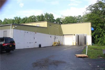 Monroe Commercial For Sale: 320 State Route 208