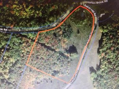 Roscoe Residential Lots & Land For Sale: Baker Hill Road