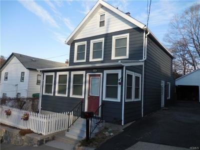 Peekskill Single Family Home For Sale: 15 Armstrong Avenue
