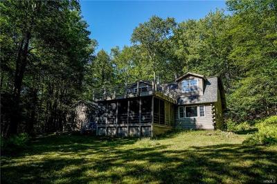 Single Family Home For Sale: 43 Lake Ridge Road