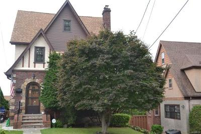 Yonkers Single Family Home For Sale: 50 Durst Place