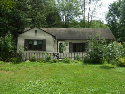 Bloomingburg Single Family Home For Sale: 328 Stone Schoolhouse Road
