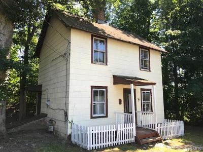 Nyack Single Family Home For Sale: 9 Willow Avenue