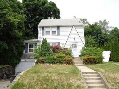 Port Chester Single Family Home For Sale: 114 Wesley Avenue