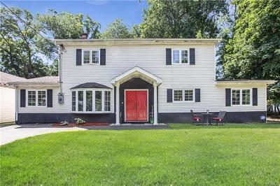 White Plains Single Family Home For Sale: 265 Old Tarrytown Road