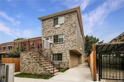 Bronx Multi Family 2-4 For Sale: 1325 Hicks Street