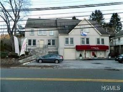 Thornwood Commercial For Sale: 590 Commerce Street