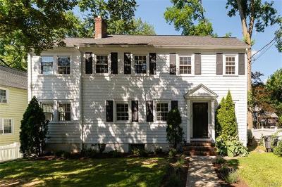 White Plains Single Family Home For Sale: 201 Davis Avenue