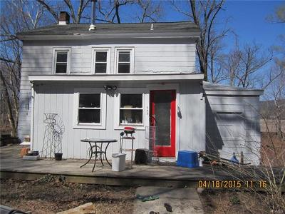 Ellenville Single Family Home For Sale: 485 Berme Road