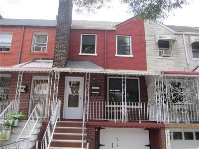 Single Family Home For Sale: 1039 Wheeler Avenue