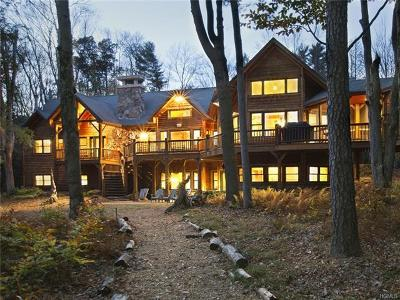 Sullivan County Single Family Home For Sale: 149 Sunset Point