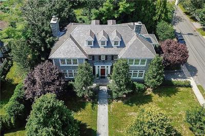 Larchmont Single Family Home For Sale: 8 Grove Avenue