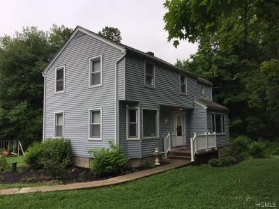 Middletown Single Family Home For Sale: 2083 Mt Hope Road