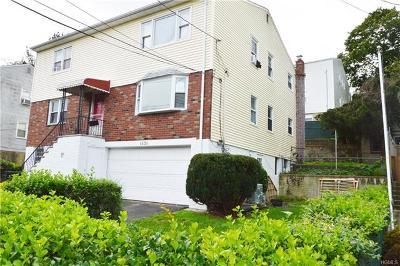 Yonkers Multi Family 2-4 For Sale: 1531 Nepperhan Avenue