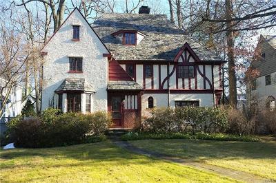 Scarsdale Single Family Home For Sale: 158 Brite Avenue