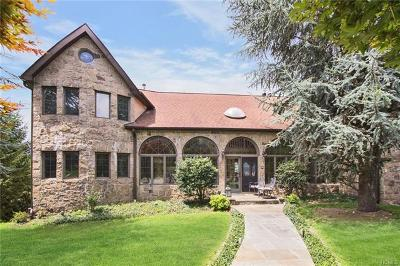 Tarrytown Single Family Home For Sale: 9 Hudson Place