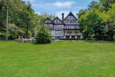 Tuxedo Park Single Family Home For Sale: 130 Continental Road