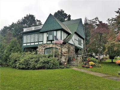 Warwick Single Family Home For Sale: 12 Linden Place