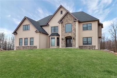 Monroe Single Family Home For Sale: 33 Hudson Pointe