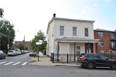 Multi Family 2-4 For Sale: 4051 Barnes Avenue