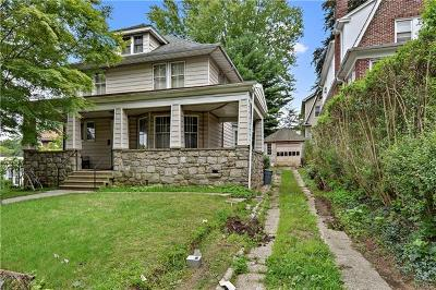 Mount Vernon Single Family Home For Sale: 472 East 4th Street