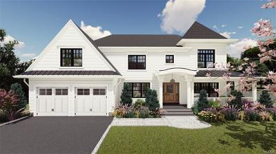 Scarsdale NY Single Family Home For Sale: $2,545,000