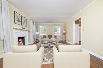 Scarsdale Single Family Home For Sale: 6 Hazelton Drive