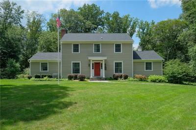Armonk Single Family Home For Sale: 16 Banksville Road