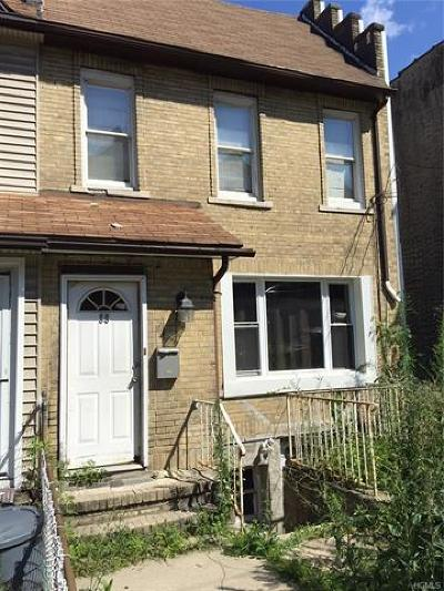 Yonkers Single Family Home For Sale: 88 Frederic Street