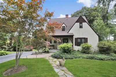 White Plains Single Family Home For Sale: 357 Old Mamaroneck Road