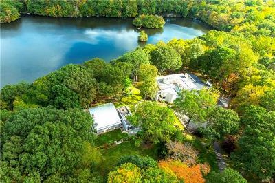 Pound Ridge Single Family Home For Sale: 40/40a Mallard Lake Road