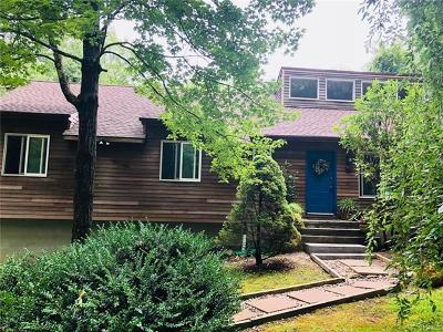 Holmes Single Family Home For Sale: 118 North White Rock Road