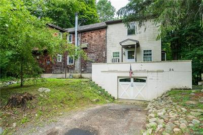Single Family Home For Sale: 24 Johnsontown Road