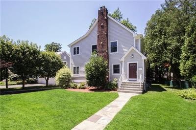 Scarsdale Single Family Home For Sale: 48 Carthage Road