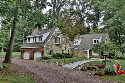 Rockland County Single Family Home For Sale: 187 Van Houten Fields