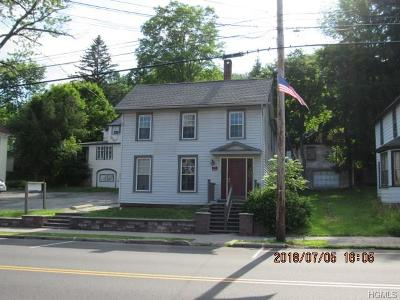 Liberty Commercial For Sale: 184 North Main Street