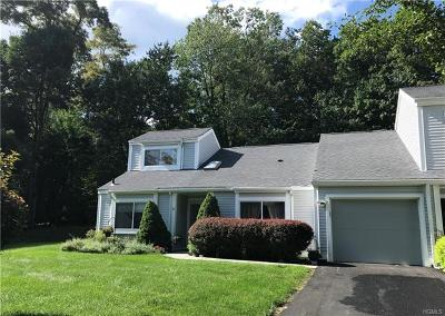 Yorktown Heights Condo/Townhouse For Sale: 58 Westminster Road