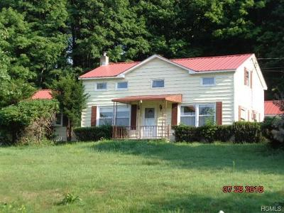 Woodbourne NY Single Family Home For Sale: $129,900