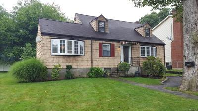 Hastings-On-Hudson Single Family Home For Sale: 25 Stanley Avenue