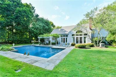 Chappaqua Single Family Home For Sale: 24 North Way