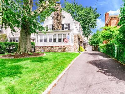 Yonkers Single Family Home For Sale: 338 Park Avenue