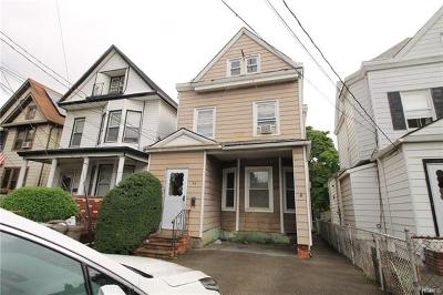 Yonkers Single Family Home For Sale: 23 Vernon Place