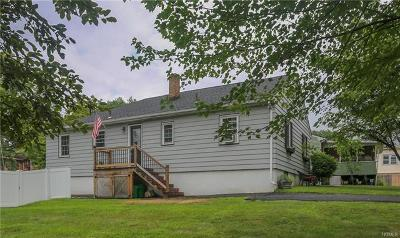 Piermont NY Single Family Home For Sale: $429,000
