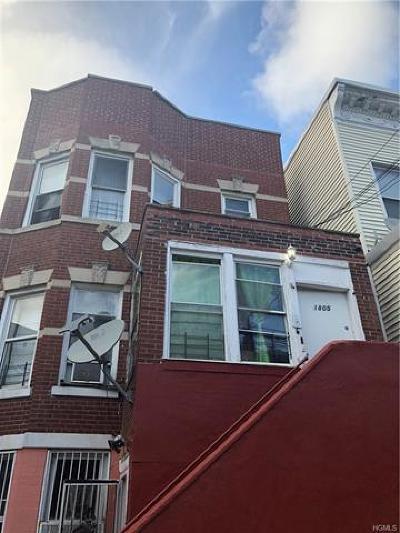 Multi Family 2-4 For Sale: 1805 Gleason Avenue