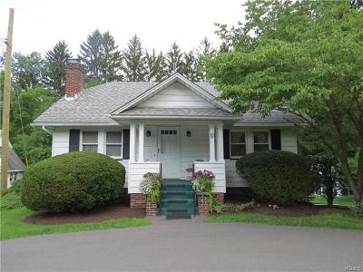 Port Jervis Single Family Home For Sale: 83 Us Route 6