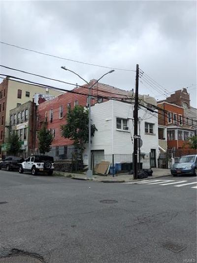Bronx Multi Family 2-4 For Sale: 1515 Bryant Avenue