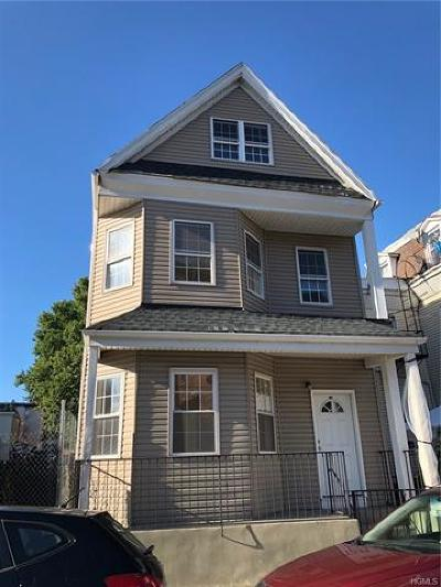 Yonkers Multi Family 2-4 For Sale: 125 Herriot Street